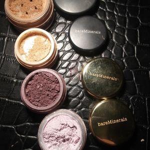 Other - Bare Minerals Eye Shadow collection